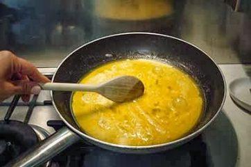 Omelette 4