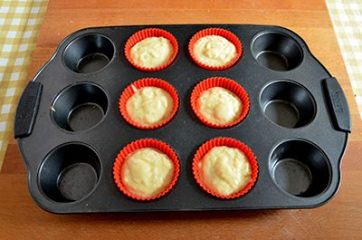 Muffin alla nutella 6