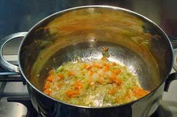 Zuppa di funghi 3
