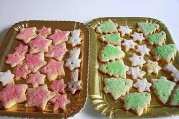 Biscotti per lalbero di Natale 14
