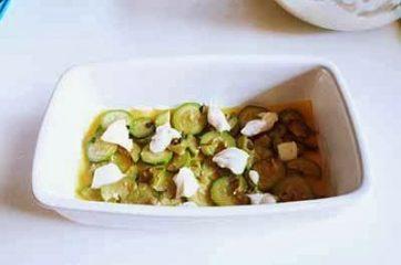 Lasagne al salmone e zucchine 10