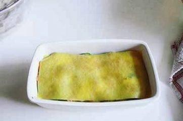 Lasagne al salmone e zucchine 12
