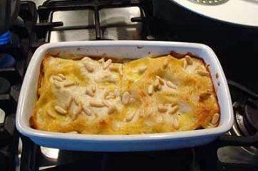Lasagne al salmone e zucchine 14