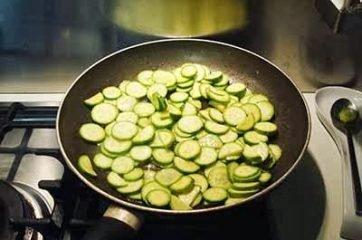 Lasagne al salmone e zucchine 2