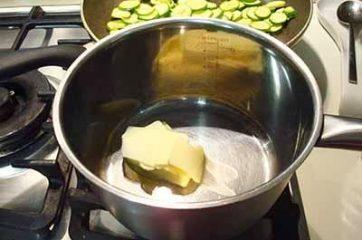 Lasagne al salmone e zucchine 3