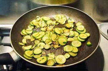 Lasagne al salmone e zucchine 5