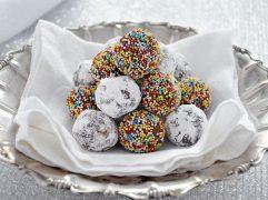 Tartufini cioccolato e nocciole