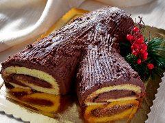 Tronchetto di Natale (Bûche de Noël )