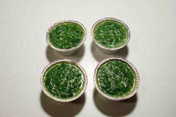 Flan agli spinaci 6