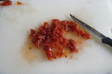 Pasta con pesto di spinaci 4