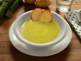 Vellutata di patate e zucchine