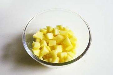 Vellutata di patate e zucchine 2