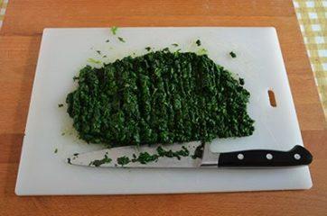 Torta salata ricotta e spinaci 6
