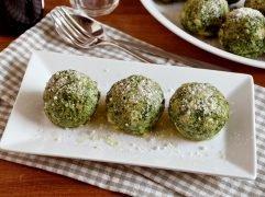 Canederli agli spinaci