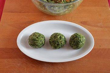 Canederli agli spinaci 7