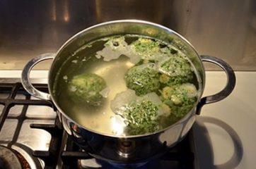 Canederli agli spinaci 8