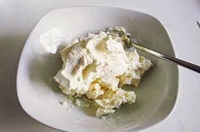 Tartufi di formaggio al pistacchio 2