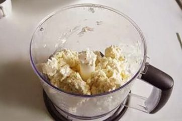 Tartufi di formaggio al pistacchio 3