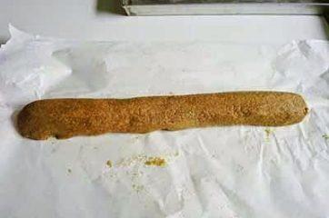 Biscotti integrali al miele 4