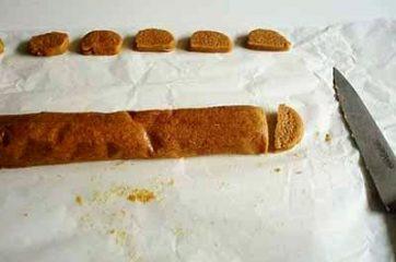 Biscotti integrali al miele 6