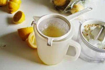 Mousse al limone 2