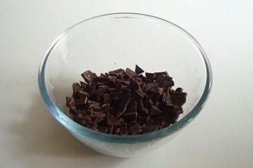Muffin al cioccolato e pistacchi 1