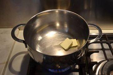 Pasta piselli e prosciutto al forno 3
