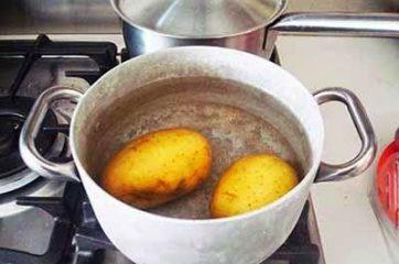 Sformato di patate e fagiolini 1