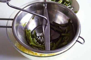 Sformato di patate e fagiolini 5