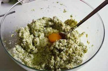 Sformato di patate e fagiolini 9