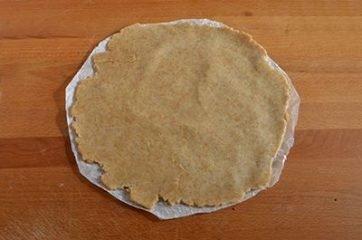 Torta salata agretti e gorgonzola 8