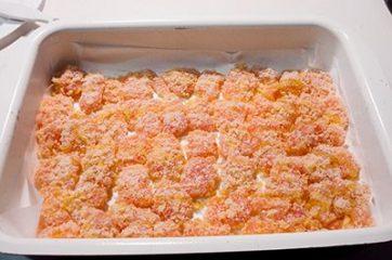 Bocconcini di pollo al forno 5