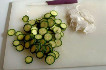 Risotto alle verdure 1