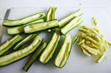Zucchine al forno 3