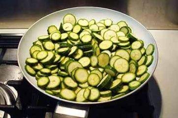 Zucchine trifolate 4