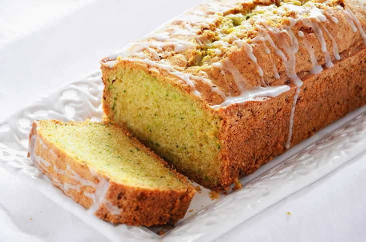 Ricetta Zucchini bread