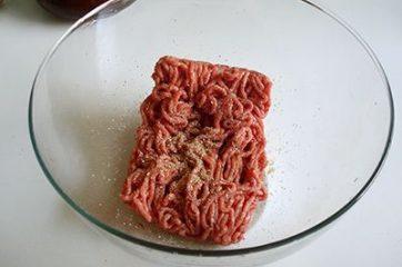 Hamburger con spinaci 2