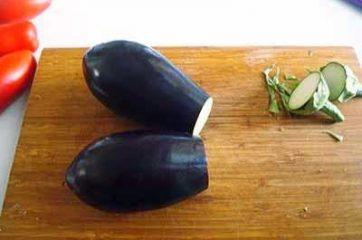 Melanzane a funghetto 1