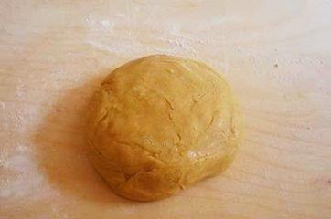 Pasta frolla all olio 6