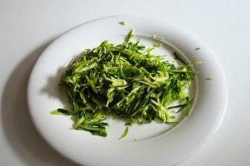 Pesto di zucchine 3