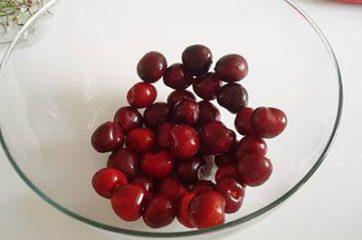 Plumcake alle ciliegie 1
