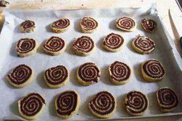 Biscotti girandola 12
