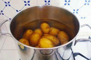 Focaccia di patate con la menta 1