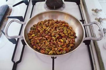 Gelato al pistacchio 1