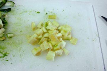 Insalata di riso con salmone e avocado 3