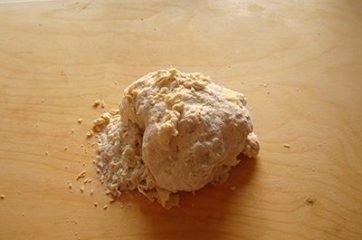 Focaccia prosciutto e formaggio 6