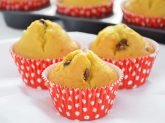 Muffin ai mirtilli rossi