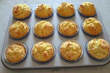 Muffin al cocco 6