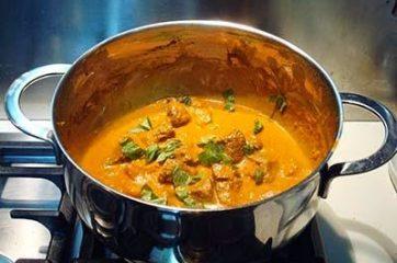 Curry di manzo 5