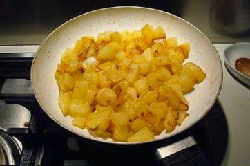 Tortilla de patatas 7